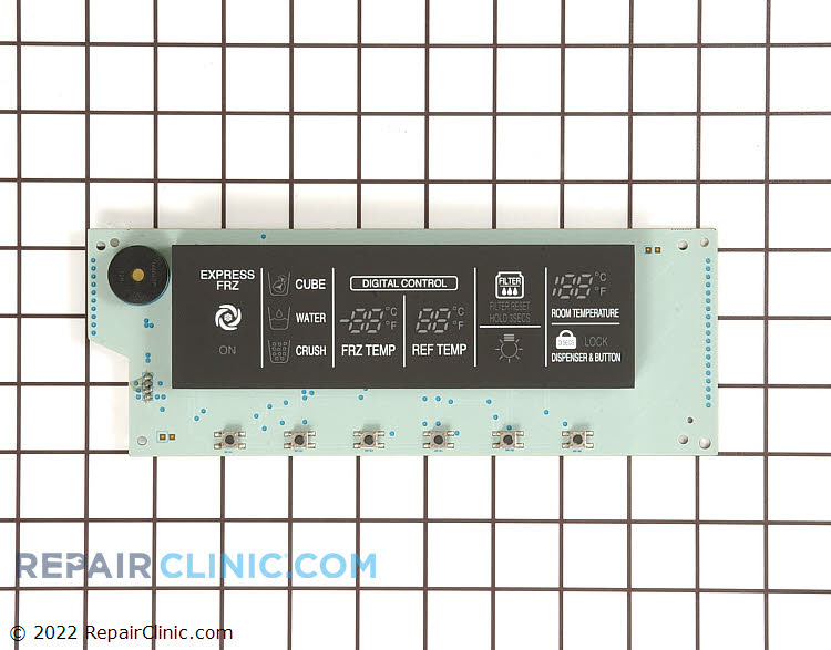 User Control and Display Board 6871JB1264L     Alternate Product View