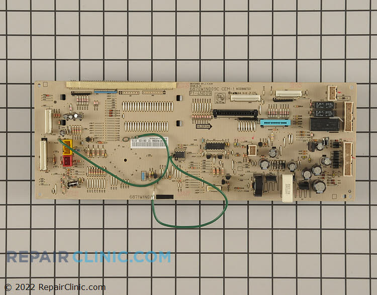 Oven Control Board 6871W1N009A     Alternate Product View