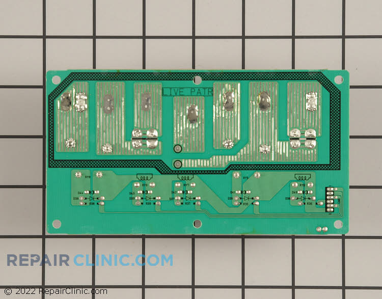 Relay Board 6871W1N012B Alternate Product View