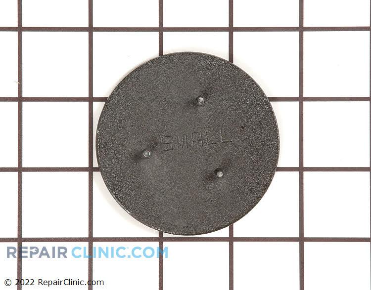 Surface Burner Cap EBZ37192702     Alternate Product View