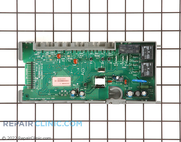 Main Control Board WPW10084141 Alternate Product View