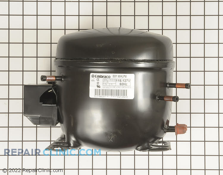 Compressor W10139460 Alternate Product View