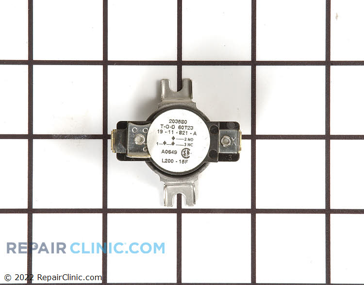 Limiter, thermal - svce (pro wall hoods) 811193 Alternate Product View