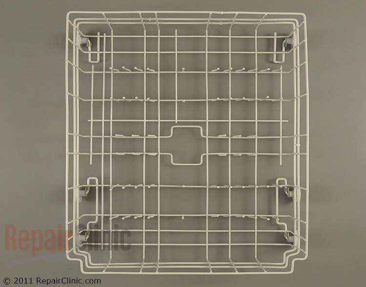 Lower Dishrack Assembly W10139223 Alternate Product View