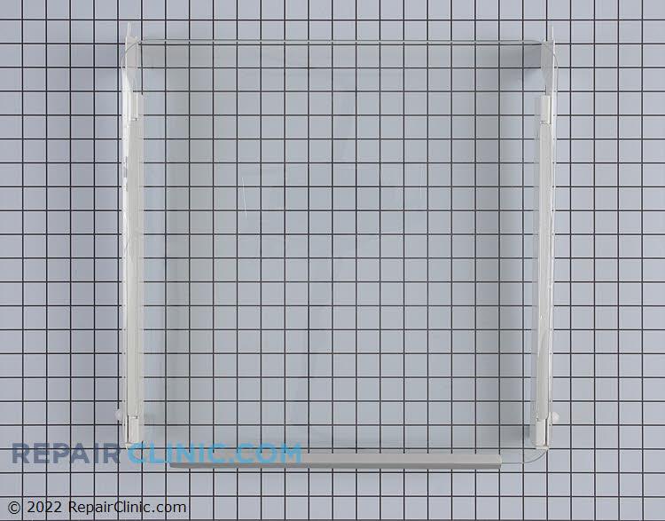 Glass Shelf 240350160 Alternate Product View
