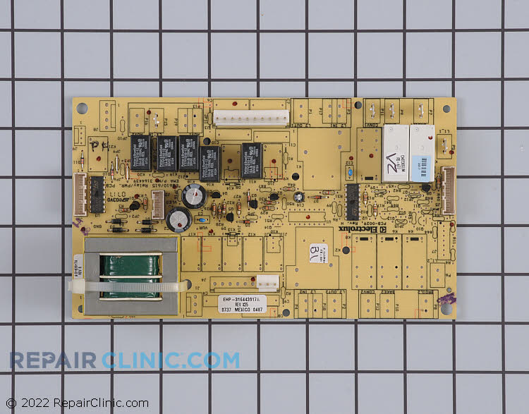 Relay Board 316443917 Alternate Product View