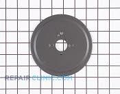 Burner Drip Pan - Part # 1379971 Mfg Part # 316514900