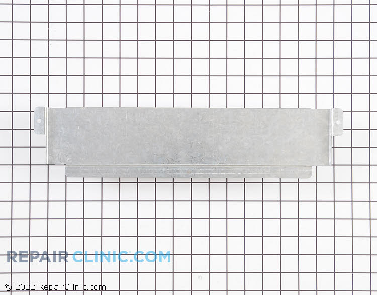 Shield,upper rear ,lower ,mini oven 316513700       Alternate Product View