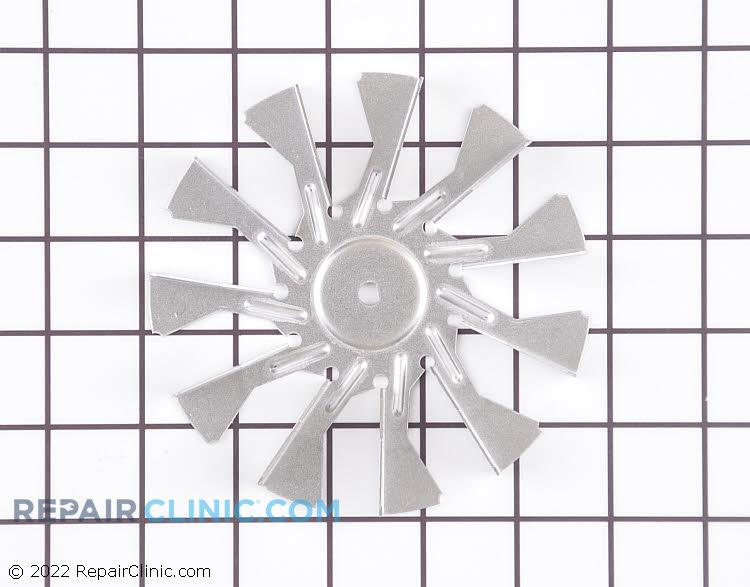 Convection fan blade