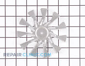 Fan Blade - Part # 1614302 Mfg Part # 318398302
