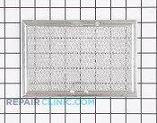 Grease Filter - Part # 1381132 Mfg Part # 5304464105