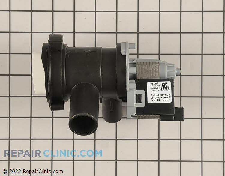 Drain Pump 00144486 Alternate Product View