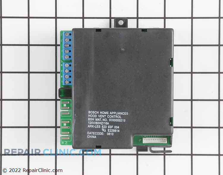 Power Supply Board 00497776 Alternate Product View