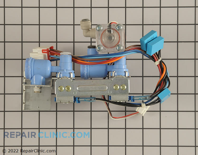 Water Inlet Valve 00640574 Alternate Product View