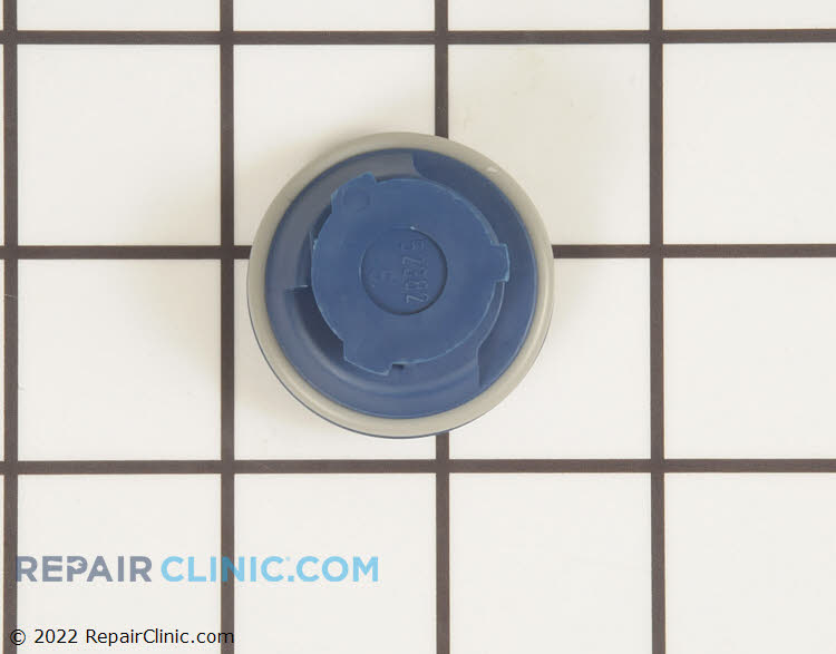 Rinse-Aid Dispenser Cap WPW10077881 Alternate Product View