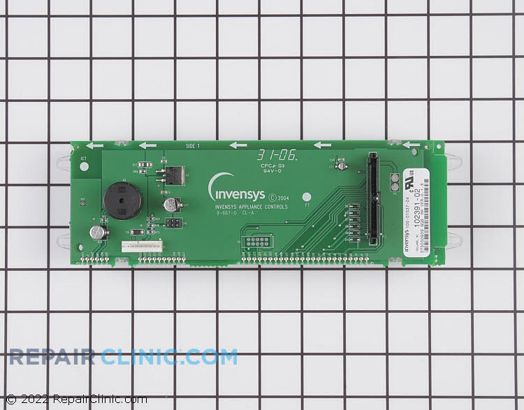 Oven Control Board 106730 Alternate Product View