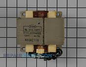High Voltage Transformer - Part # 1391861 Mfg Part # 66384