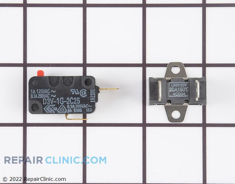 Door Switch 66890 Alternate Product View Door Switch 66890 Alternate Product View ...  sc 1 st  Repair Clinic & Door Switch 66890 | RepairClinic.com