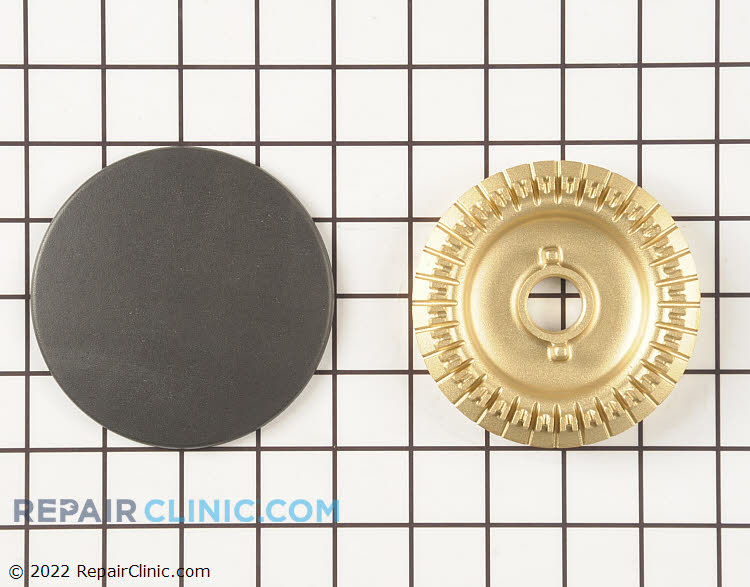Surface Burner Cap 700493 Alternate Product View