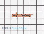 Nameplate - Part # 1392640 Mfg Part # 72510CP