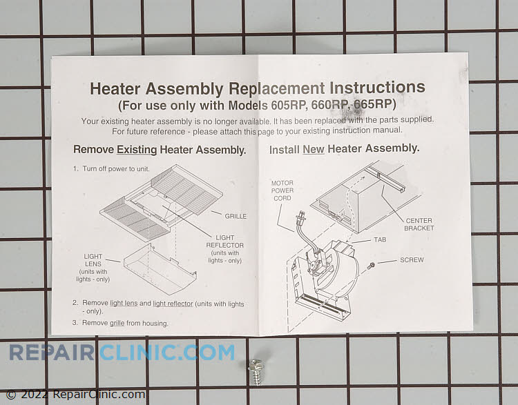 Heater S97017648 Alternate Product View