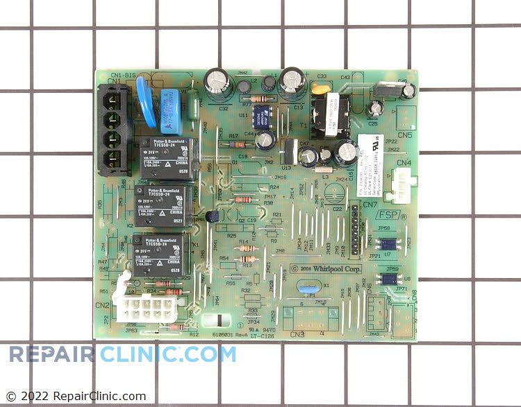 Main Control Board WPW10135090 Alternate Product View