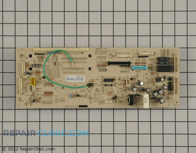 Oven Control Board 6871W1N009E Alternate Product View
