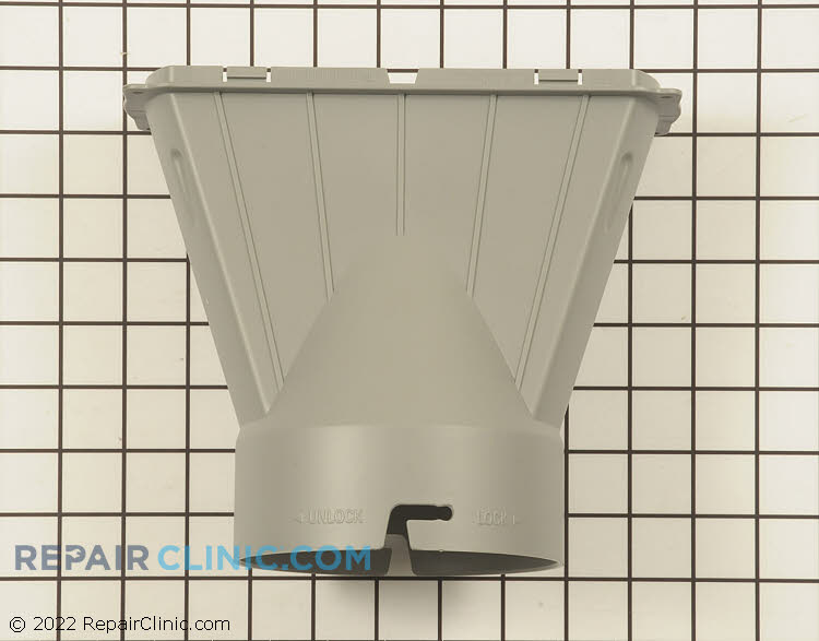 Exhaust Duct AEB32676202 Alternate Product View