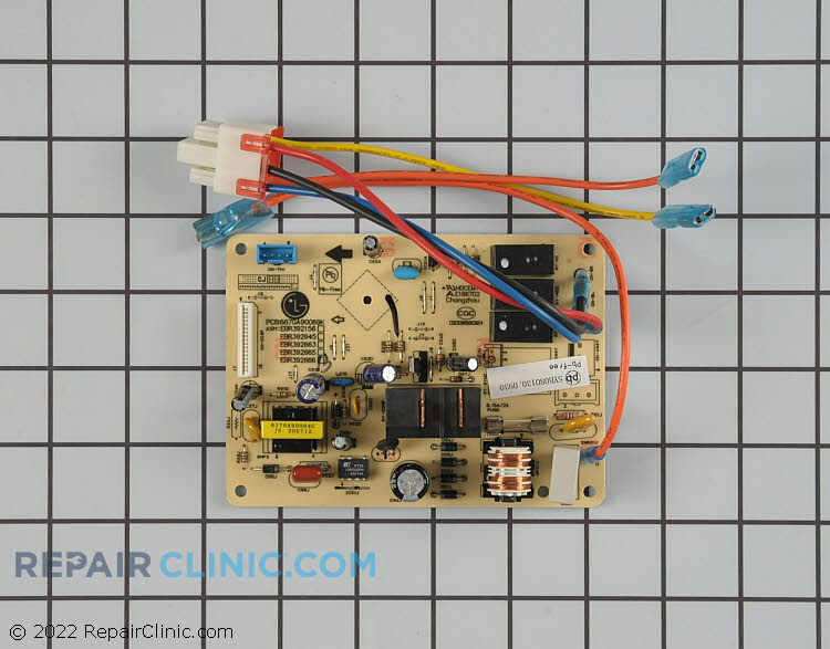 Main Control Board EBR39266613 Alternate Product View