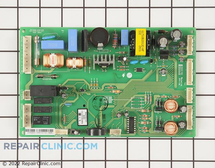 Main Control Board EBR41531301     Alternate Product View