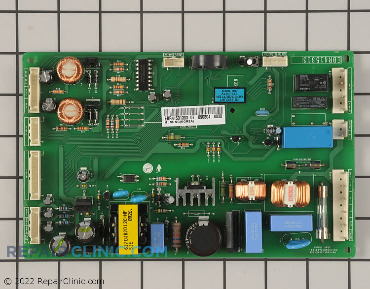 Main Control Board EBR41531303     Alternate Product View