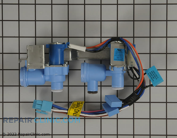 Water Inlet Valve AJU36241301 Alternate Product View