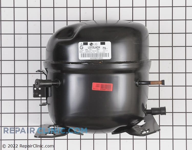 Compressor 2521C-A7256 Alternate Product View
