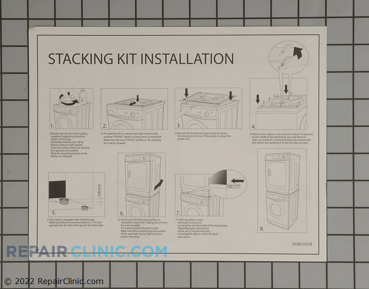 Stacking Kit MAL2224AXX      Alternate Product View