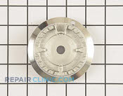 Surface Burner Base - Part # 1421911 Mfg Part # WP8286814