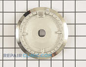 Surface Burner Base - Part # 1421912 Mfg Part # WP8286815