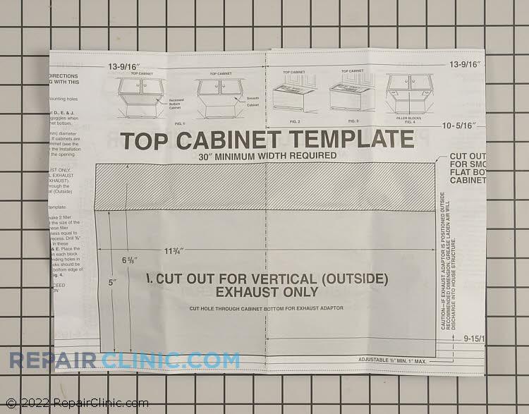 Template DE68-03144B Alternate Product View