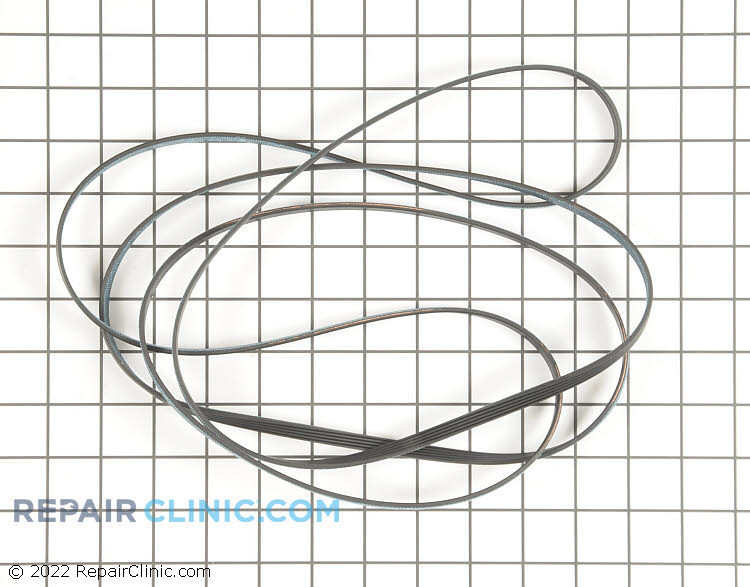 Drive Belt WPW10112954 Alternate Product View
