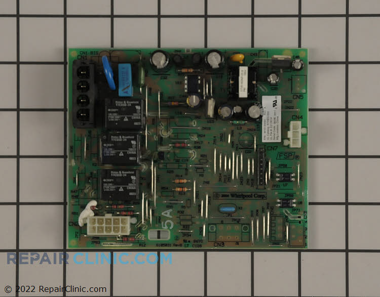Main Control Board WPW10135091 Alternate Product View