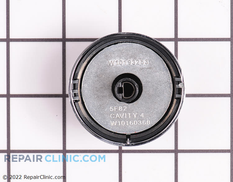 Control Knob WPW10160375 Alternate Product View