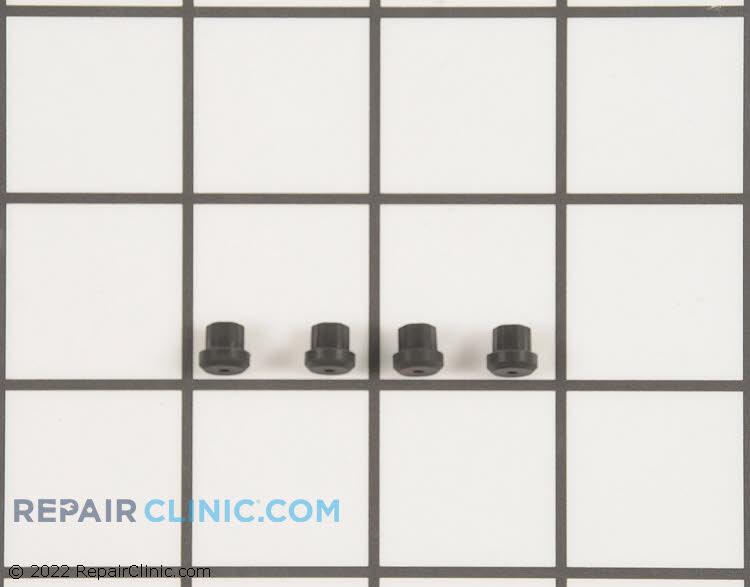 Burner Grate Foot W10185266 Alternate Product View