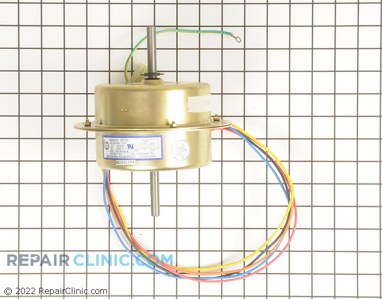 Fan Motor 114090000006 Alternate Product View