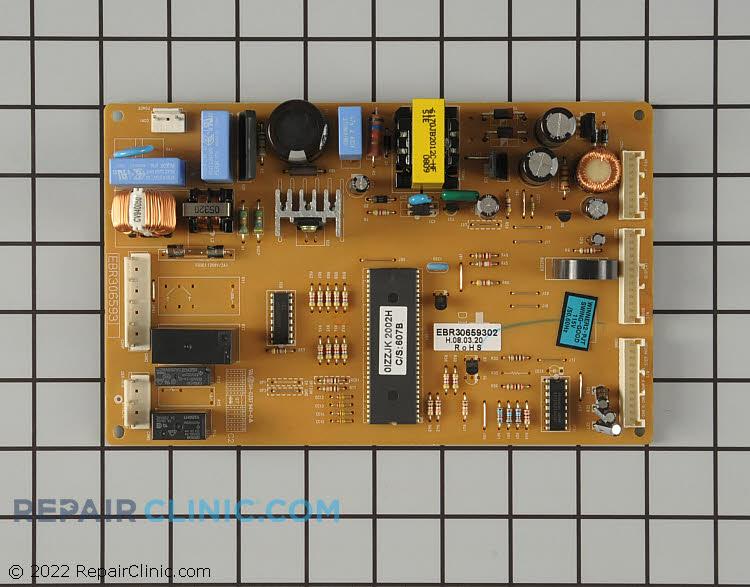 Main Control Board EBR30659302     Alternate Product View