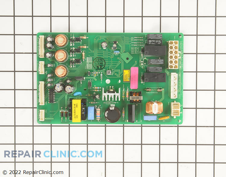 Main Control Board EBR34917104 Alternate Product View