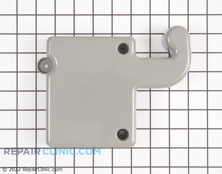Cover-upper hinge,silver metallic 241761501       Alternate Product View