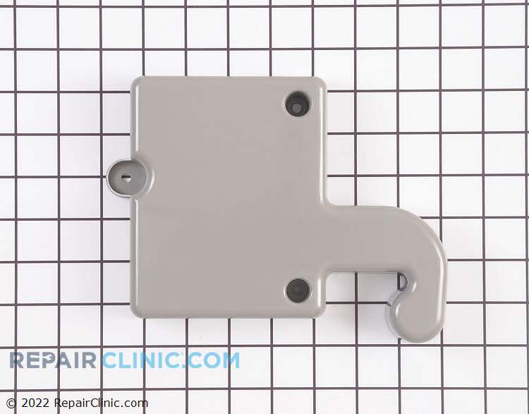 Cover-upper hinge,silver metallic 241761502       Alternate Product View