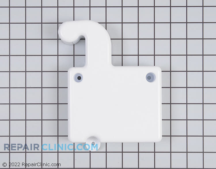 Cover-upper hinge,white 241761505       Alternate Product View