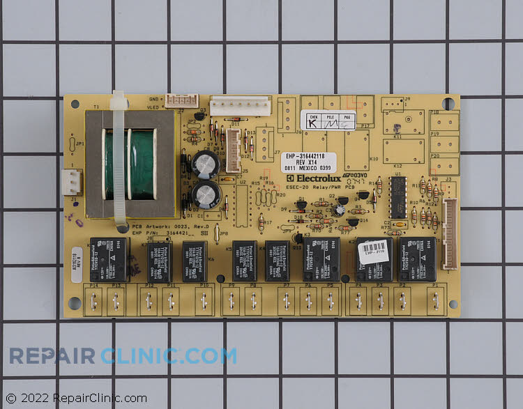 Relay Board 316442118       Alternate Product View