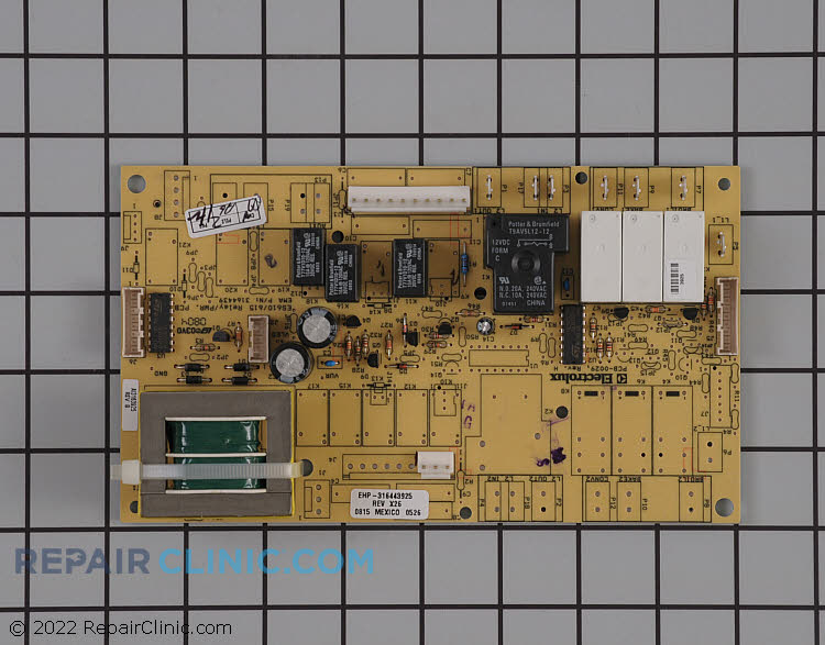 Relay Board 316443925       Alternate Product View