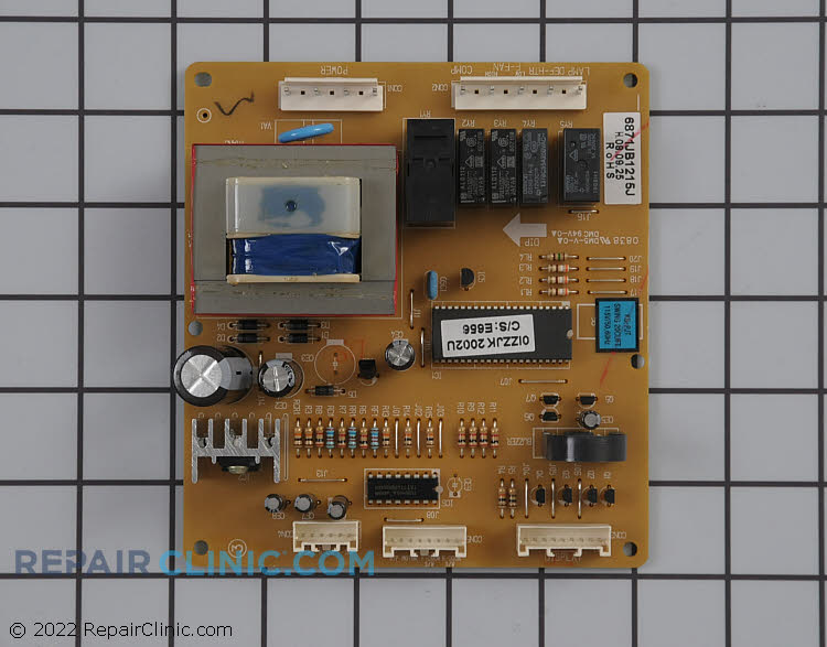 Main Control Board 6871JB1215J Alternate Product View